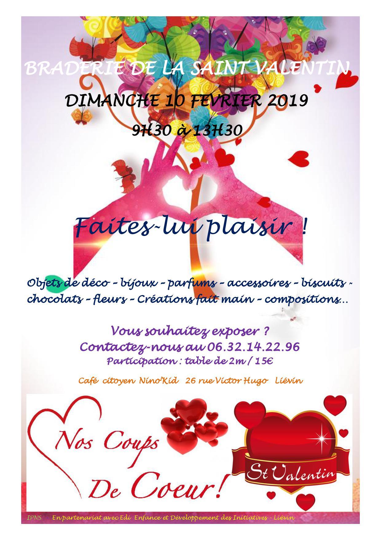 Affiche St Valentin